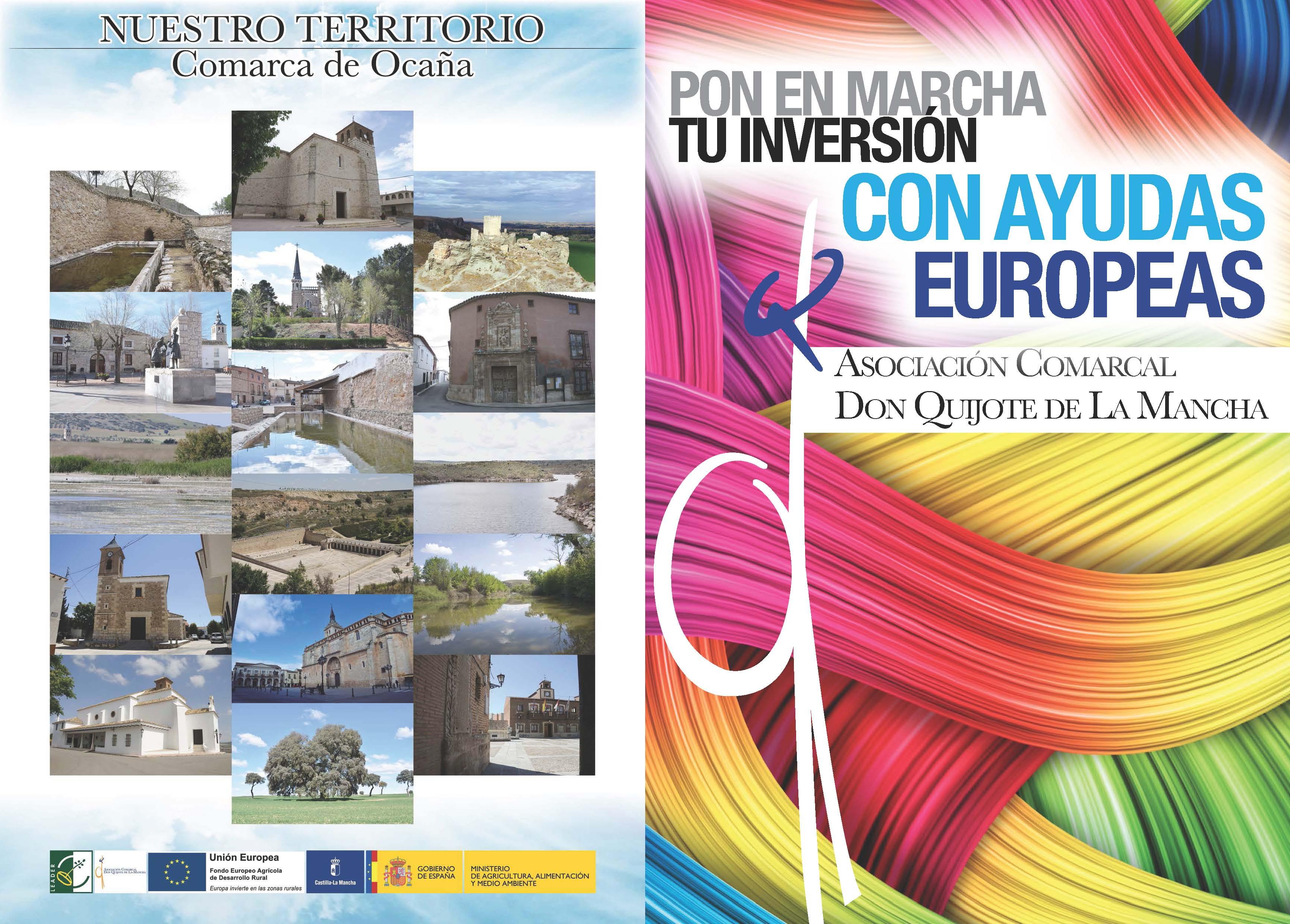 La Asociación Comarcal Don Quijote de la Mancha te ayuda a emprender con fondos de la Unión Europea