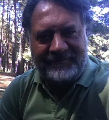 Francisco Blancas, nuestro entrevistado.