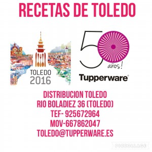 50 Aniversario Tupperware España
