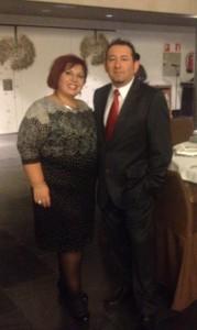 Ingrid Robles Y José Luis Garrido